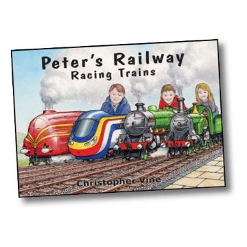 Peter's Railway (Book 6)  <br> Racing Trains